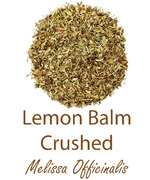 lemon balm melissa melisa olympus life herbs and herbal teas ziola herbaty ziolowe