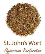 st. John's wort dziurawiec olympus life herbs and herbal teas ziola herbaty ziolowe